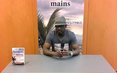 Vient de paraître: Les lignes de nos mains, nouveau livre de Diogène Nshunguyinka
