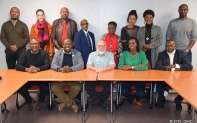 Assemblée générale du Collectif Ibuka Europe du 2-3 novembre 2019