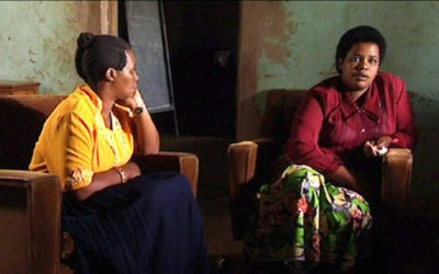 «Rwanda, un cri d'un silence inouï» , un film d'Anne Lainé